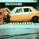 vintage crash tests