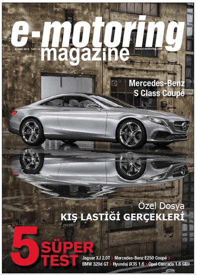 e-motoring magazine