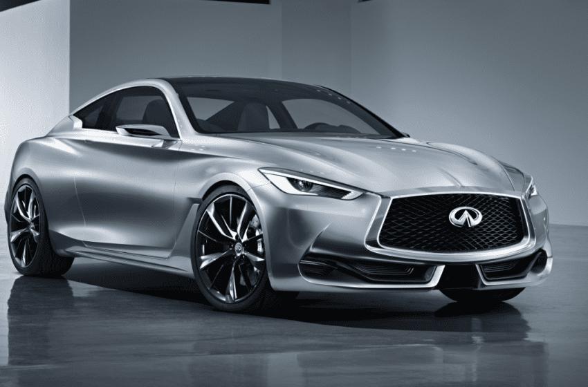 Q60 Concept Detroit'te sahne alıyor