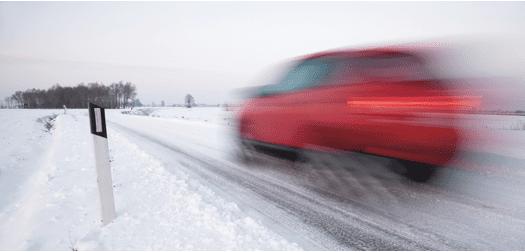 Aşınmış amortisörler kışın sürüş güvenliğini etkiliyor