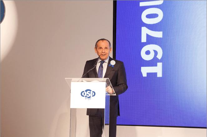 OSD'nin 40. yılı kutlandı