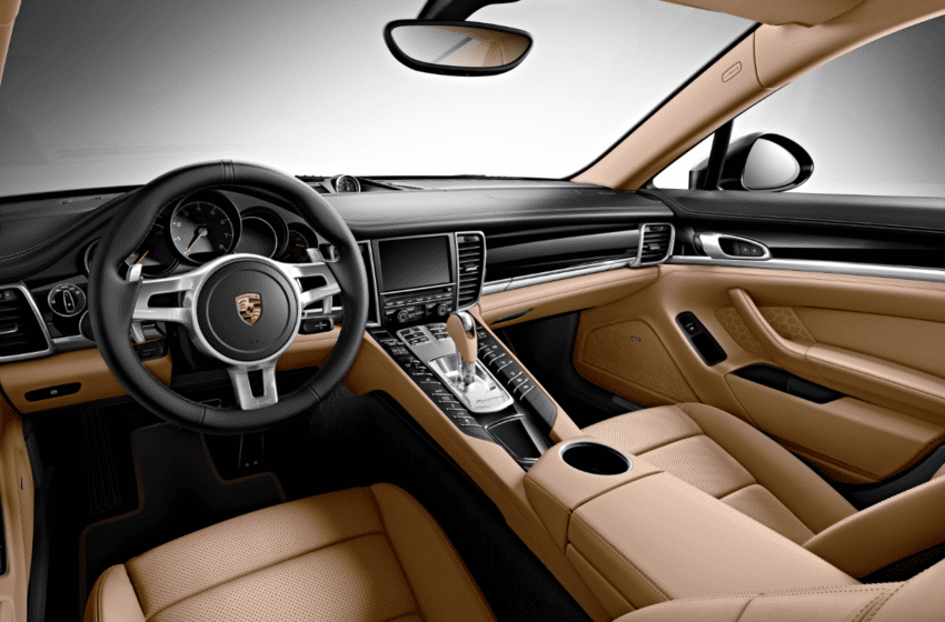 4 kapılı Porsche'ye özel versiyon: Panamera Edition