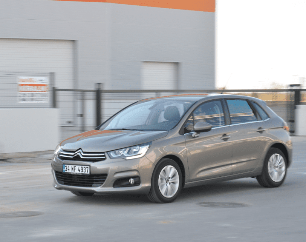 Citroen C4 1.6 BlueHDi EAT6