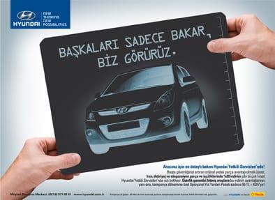 Hyundai'den servis kampanyası