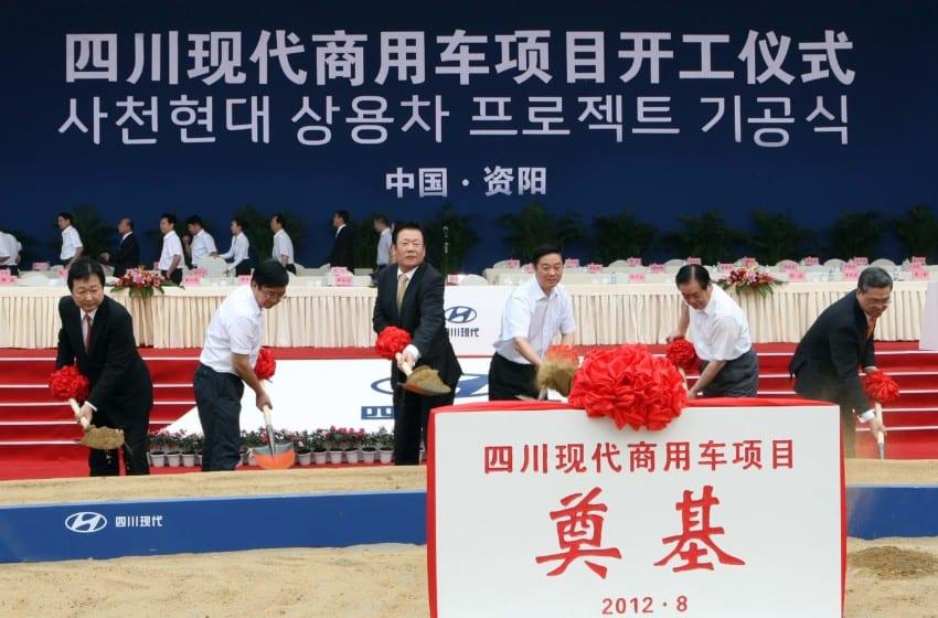 Hyundai Çin'deki yatırımlarını artırıyor