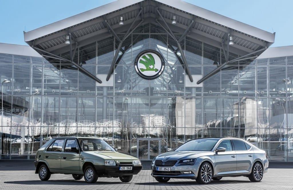 Skoda & VW