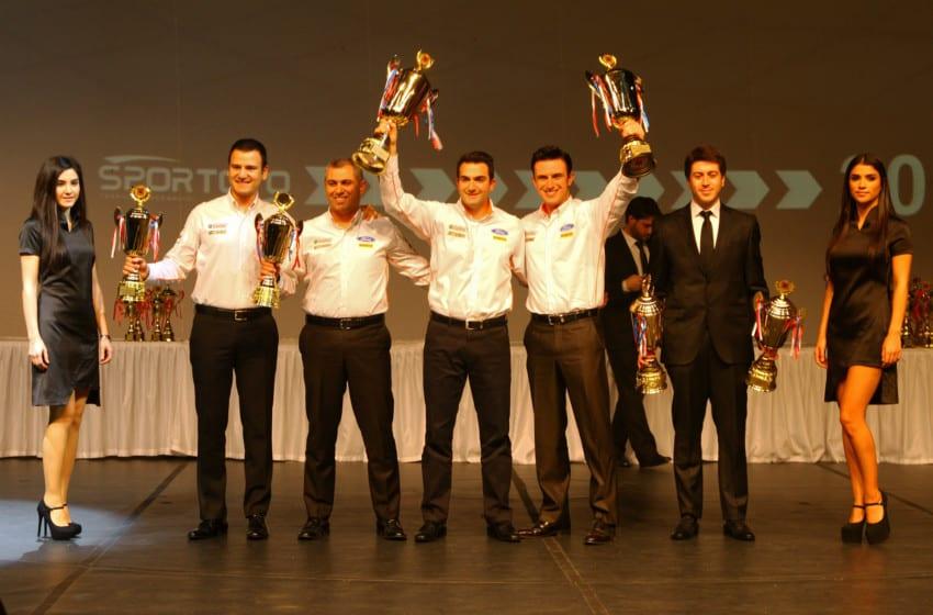 Şampiyonlar, Gala Gecesinde Sahne Aldı