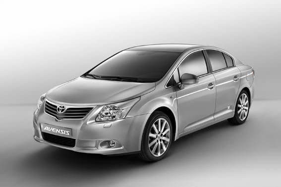 Toyota'nın Aralık planı