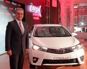 Toyota Ceo'su Ali Haydar Bozkurt