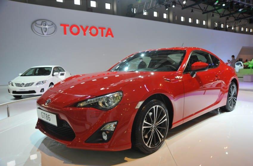 Toyota'da fuara özel indirimler
