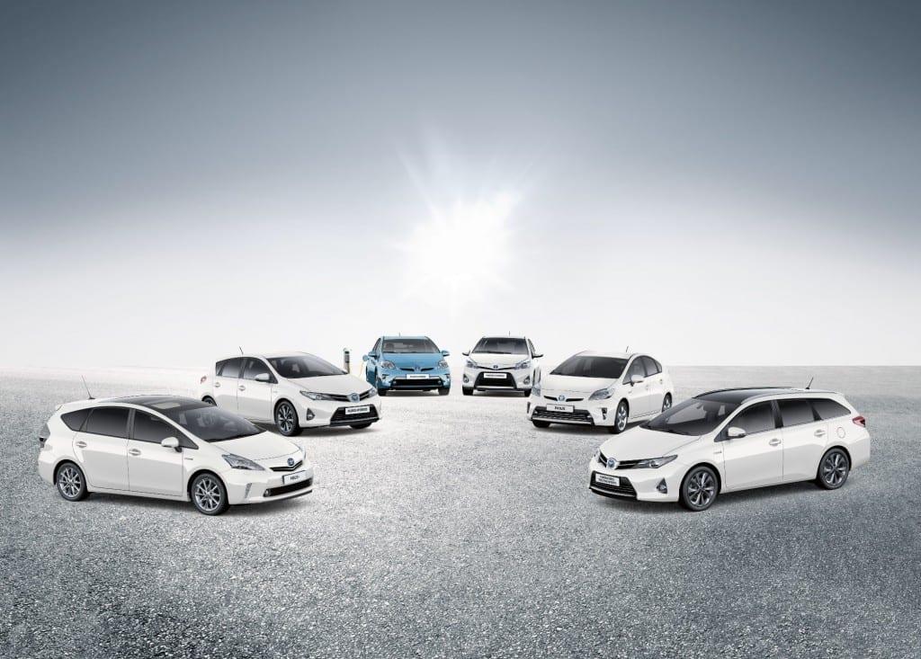 Toyota Hibrid Ürün Gamı