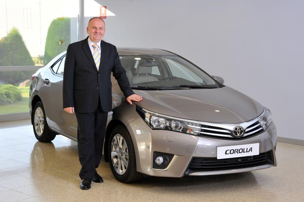 Toyota Otomotiv Sanayi Türkiye A.?. Genel Müdür ve CEO'su Orhan Özer