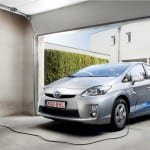 Toyota Plug-in Hibrid -PHV 1