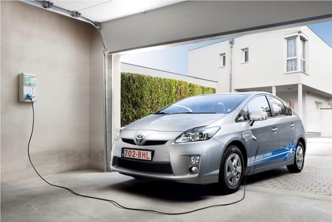 Toyota 'en çevreci' seçildi