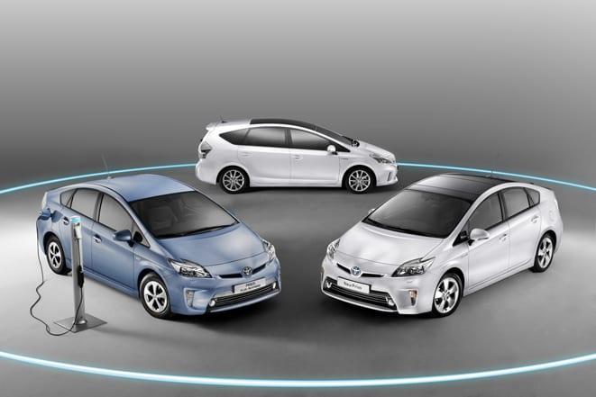 Toyota Prius Ailesi www.e-motoring.com