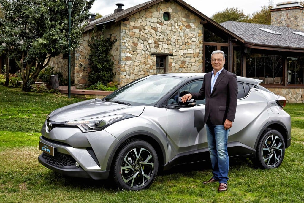 Toyota Turkiye Pazarlama ve Satis A.S. CEO'su Ali Haydar Bozkurt (2)