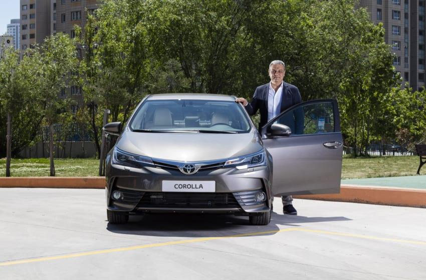 Toyota Türkiye 2017'den ümitli
