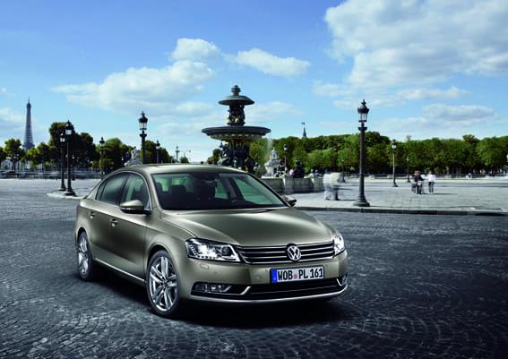 VW Passat 25 Kasım'da Türkiye'de
