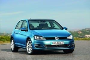 Volkswagen Golf www.e-motoring.com