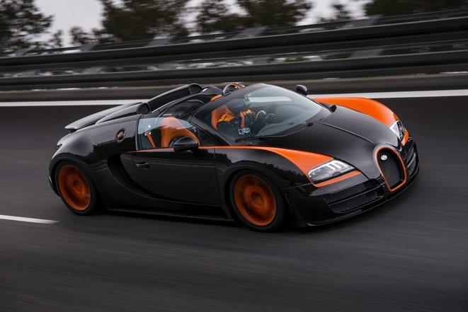En hızlı roadster