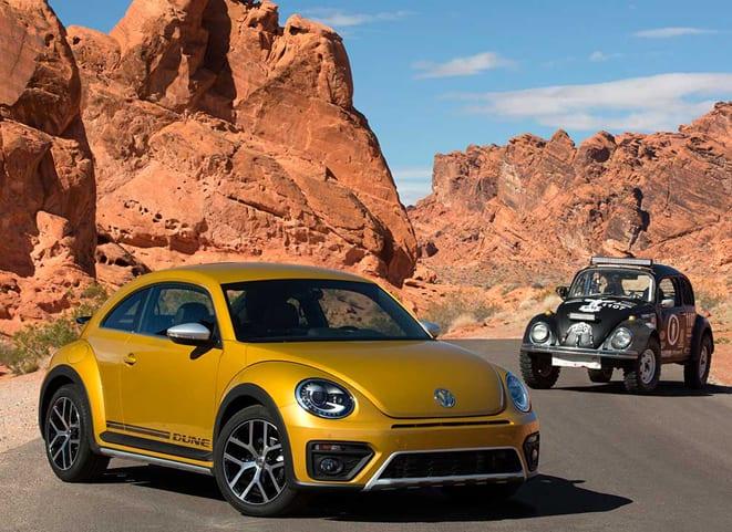 Beetle Dune tanıtıldı