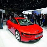 Volkswagen XL1 www.e-motoring.com