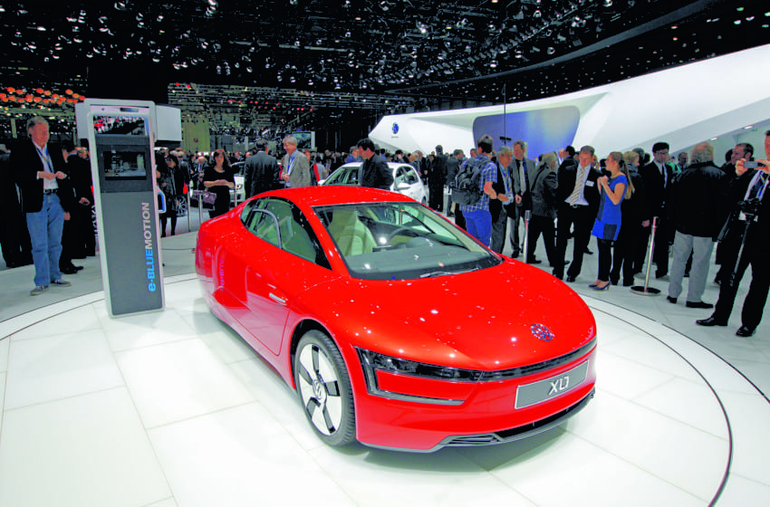 """VW """"Yılın Otomobili"""" ödülünü yeni versiyonlarla kutluyor"""