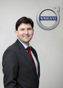 Volvo Car Turkey Genel Md_Frank Versaevel