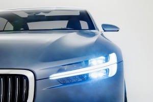 Volvo Cars Concept Coupe www.e-motoring.com