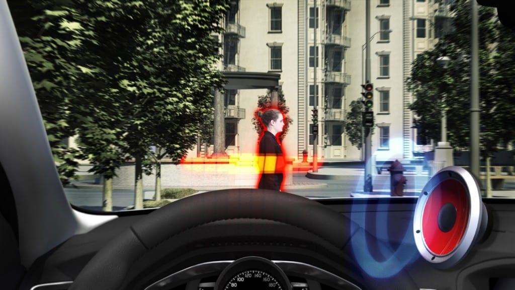 Volvo Cars Oncu Otomatik Fren www.e-motoring.com