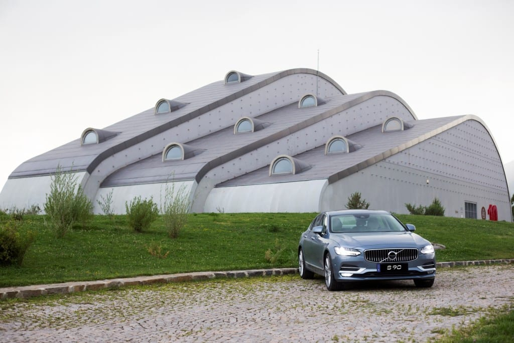 Volvo S90 Bayburt Baksi Lansmani 7