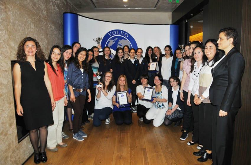 Volvo Adventure Çevre Projesi Türkiye finalisti Çevre Koleji