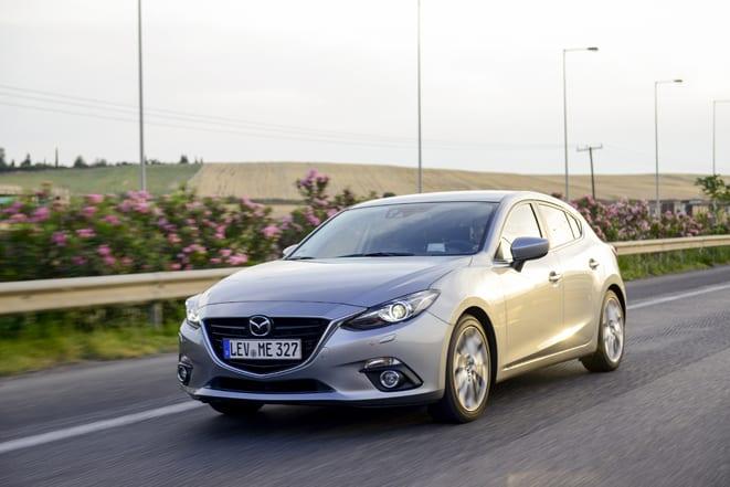 Mazda3 ailesine dizel üye