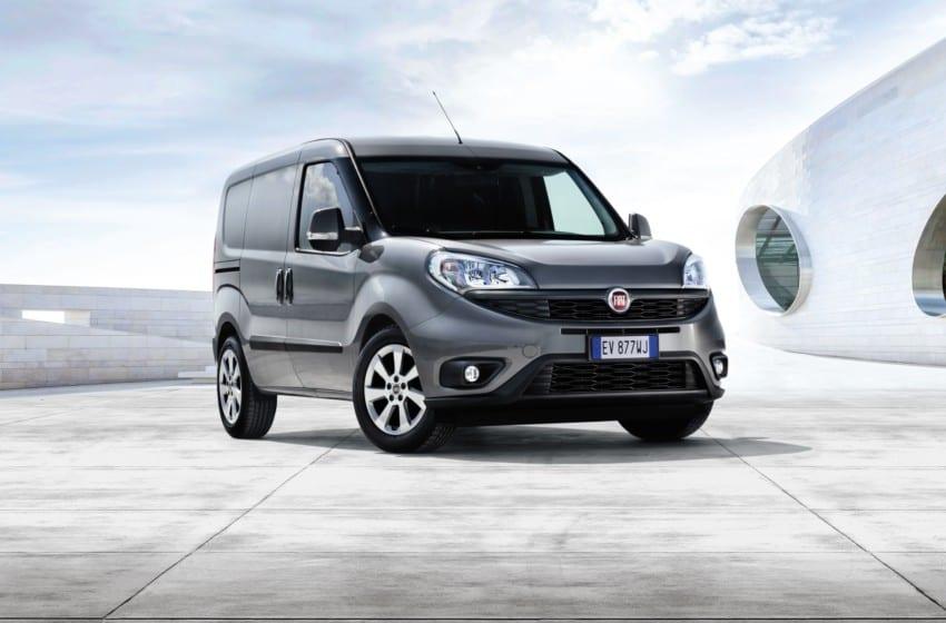 Yeni Fiat Doblò dünya sahnesinde