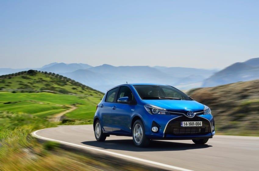 9 milyon hibrid Toyota