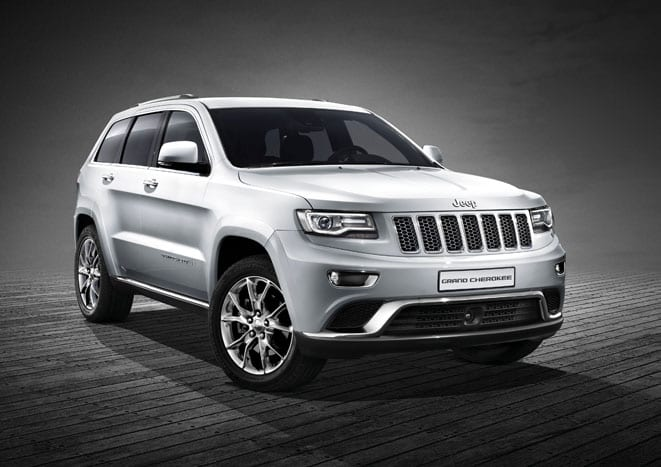 Jeep Grand Cherokee www.e-motoring.com