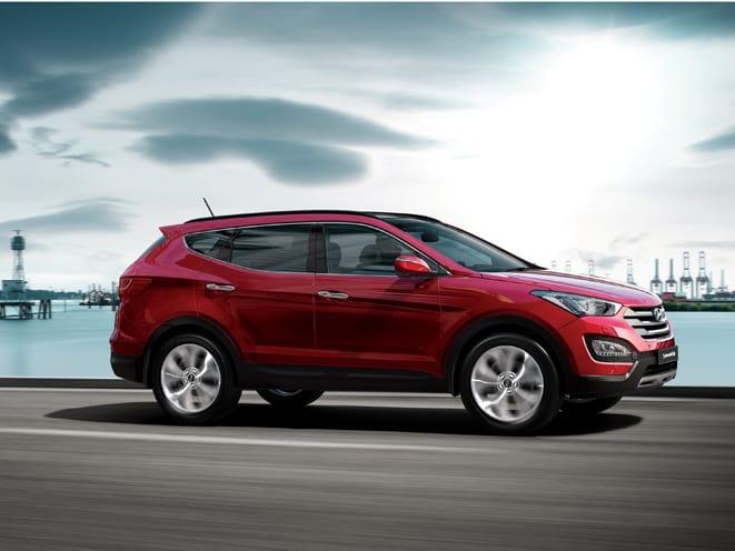 Yeni Hyundai Santa Fe www.e-motoring.com