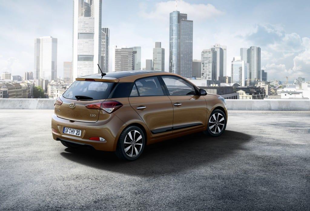 Yeni Hyundai i20  www.e-motoring.com