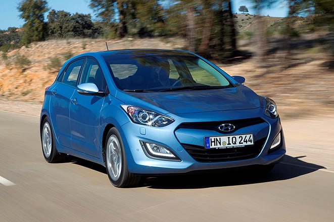Yenilenen Hyundai i30 Mart sonunda piyasada