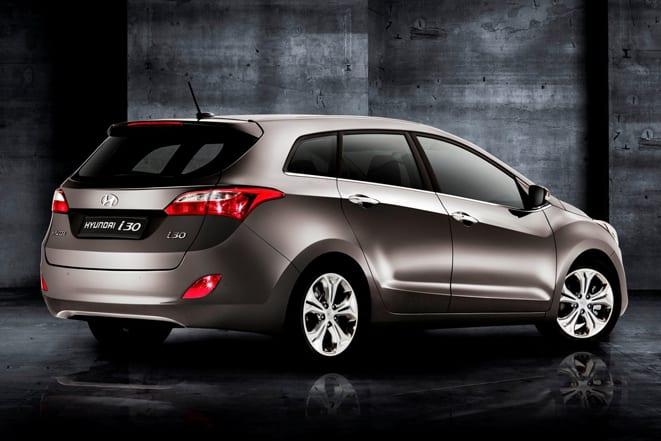 Hyundai i30 Wagon üretimi başladı