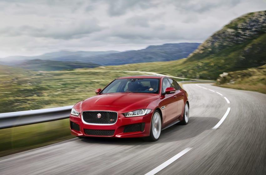 Jaguar XE tanıtıldı