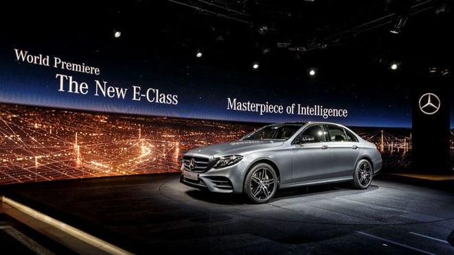 Mercedes-Benz E Serisi