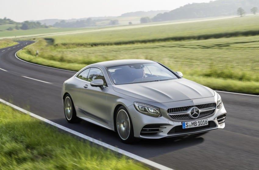 Mercedes-Benz S-Serisi Coupé Türkiye'de