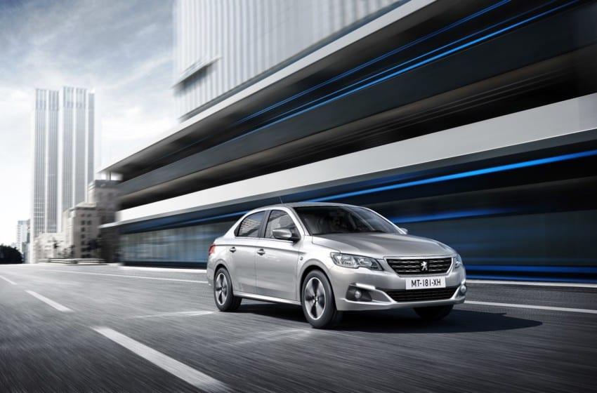 Peugeot 301 yenilendi