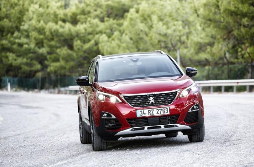Yeni Peugeot 3008 Türkiye'de