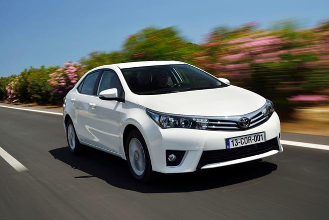 Yeni Toyota Corolla www.e-motoring.com