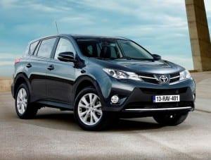 Yeni Toyota RAV4 www.e-motoring.com