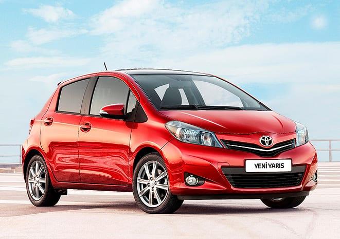 Toyota'dan Mayıs fırsatları