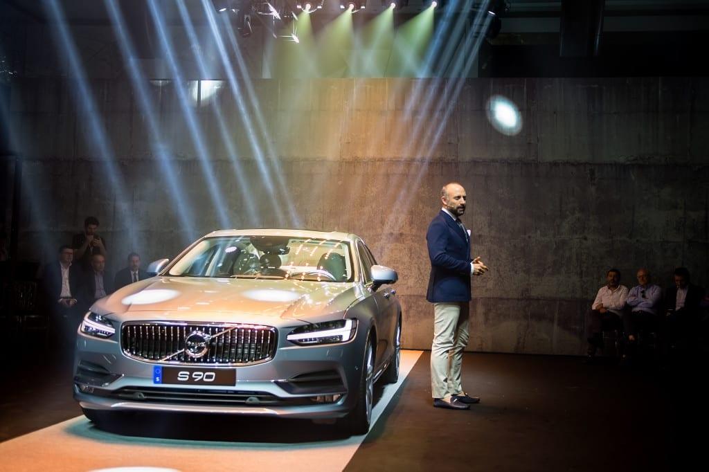 Yeni Volvo S90 Lansmani
