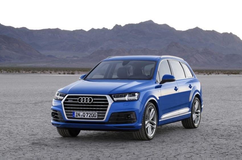 Yeni Audi Q7 ortaya çıktı